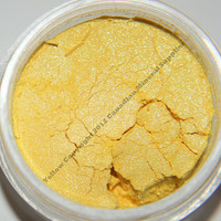 Yellow Mineral Eyeshadow HUGE 10 gram sifter jar