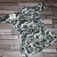 Airforce OS Pocket Cloth Diaper