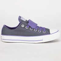 Converse Chuck Taylor All Double Tongue Womens Shoes Admiral/Hollyhock  In Sizes