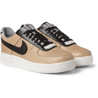 Nike - Riccardo Tisci Air Force 1 Low Leather Sneakers | MR PORTER