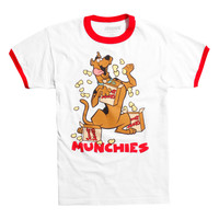 Scooby-Doo! Munchies Ringer T-Shirt