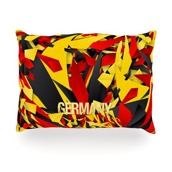 "Danny Ivan ""Germany"" World Cup Oblong Pillow"