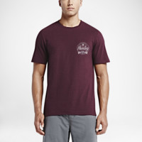 Hurley Rough Waves Premium Men's T-Shirt