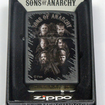 Sons of Anarchy Zippo Lighter - Men Of Samcro