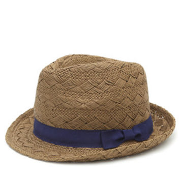 With Love From CA Blue Band Fedora at PacSun.com