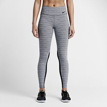 Nike Legendary Jacquard Women's Training Tights
