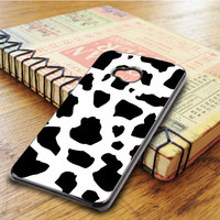 Cow Skin HTC One M7 Case