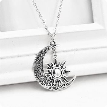 Stylish Gift Shiny Jewelry New Arrival Hot Sale Accessory Necklace [302109818921]