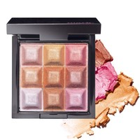 mark. Touch & Glow Shimmer Cream Cubes All Over Face Palette - Pearly Pink