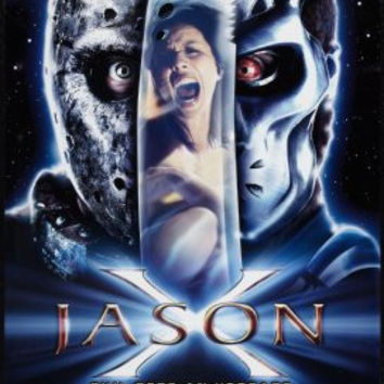 Jason X Movie Poster 24x36