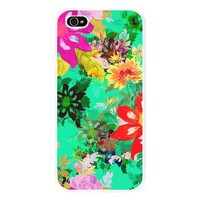 Colorful Garden iPhone 5 Case> iPhone 5 Cases> Graphic Allusions