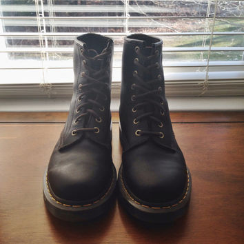 Dr. Martens 7W/6M FORLIFE 1460 Brown Boots