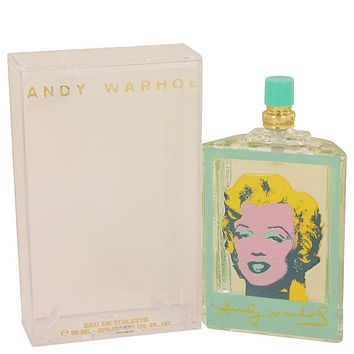 Andy Warhol Blue by Andy Warhol