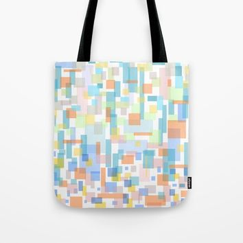 zappwaits-watercolor Tote Bag by netzauge
