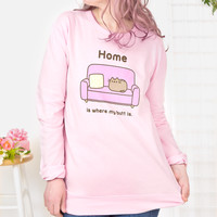 Pusheen Home unisex pullover