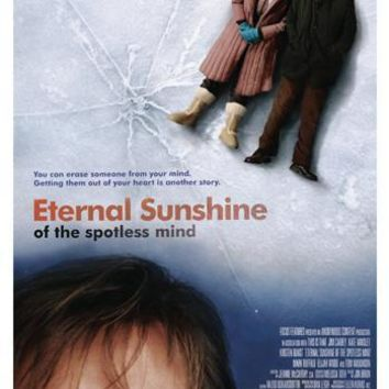 Eternal Sunshine of the Spotless Mind Movie Poster 11x17