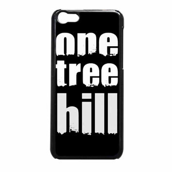 One Tree Hill iPhone 5c Case