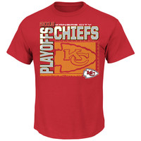 Rally House | KC CHIEFS PLYOFF SEASON CONTENDER IV TEE