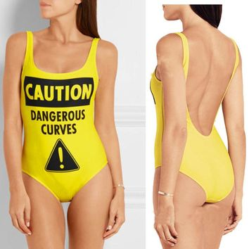 Comfortable High Quality Summer Sexy Backless Swimwear [7767307975]