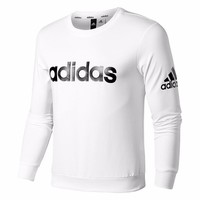 Adidas Women Shirt Top Blouse Sweater Pullover Sweatshirt