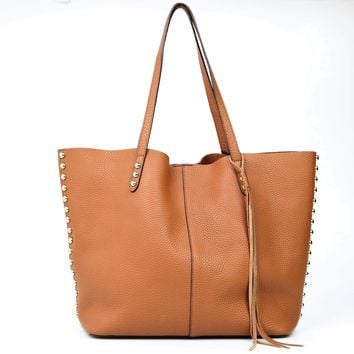 Rebecca Minkoff Large Leather Unlined Tote