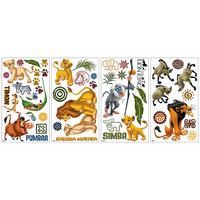 RoomMates Peel and Stick Wall Decals - The Lion King