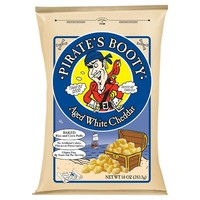 Pirate's Booty Aged White Cheddar Puffs Cheese Snacks 10 oz