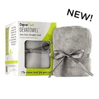 Devacurl Devatowel Anti Frizz Microfiber Towel - NEW by DevaCurl