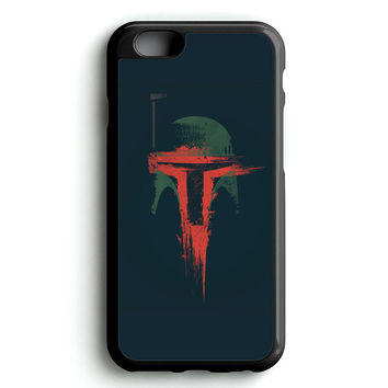 Boba Fett Mask iPhone 4s iphone 5s iphone 5c iphone 6 Plus Case | iPod Touch 4 iPod Touch 5 Case