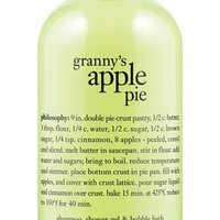 philosophy 'granny's homemade apple pie' shampoo, shower gel & bubble bath | Nordstrom