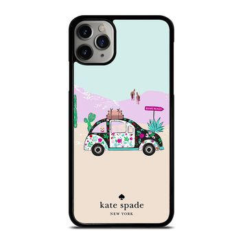 KATE SPADE ROAD TRIP iPhone Case Cover