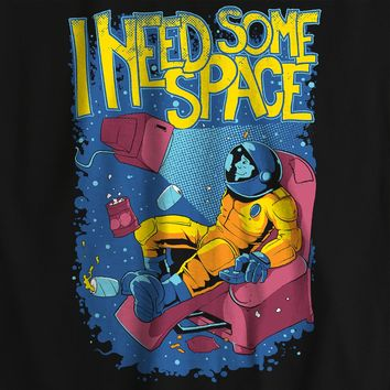 I Need Some Space Funny T-shirt