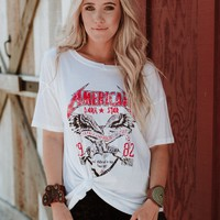 American Rock Graphic Tee