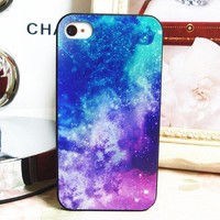 Galaxy Fancy Hard Case for iPhone 4
