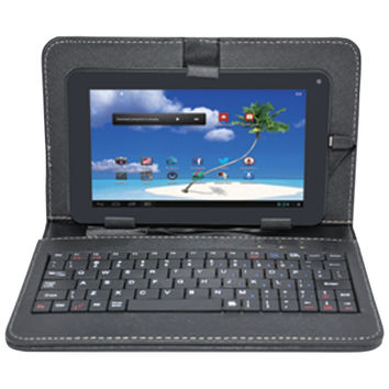 """Proscan 7"""" Dual-core Internet Tablet With 4gb Memory Case & Keyboard"""