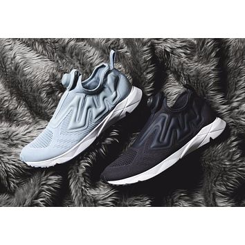 Sale Reebok Pump Supreme Engine Fashion Shoes Sneaker Casual Shoes - 2 Color
