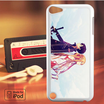 Sword Art Online Couple iPod Touch 4 Case, iPod Touch 5 Case, iPod Touch 6 Case