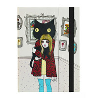 Cat Love Journal Book