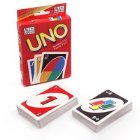 UNO - Playing Cards for Family Fun Entertainment Board Game Poker