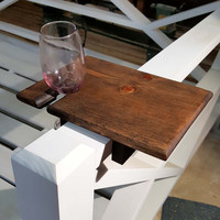 Tabletop Attachment + Wine Glass Holder
