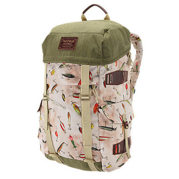 Burton - Annex Fishing Lures Print Backpack