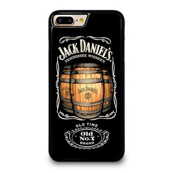 JACK DANIELS iPhone 4/4S 5/5S/SE 5C 6/6S 7 8 Plus X Case