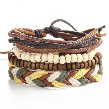 Wrap Leather Bracelets For Women