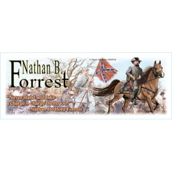 Nathan B. Forrest Coffee Mug by Dixie Outfitters®