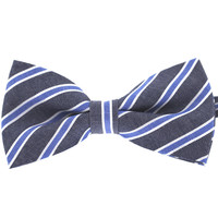 Tok Tok Designs Pre-Tied Bow Tie for Men & Teenagers (B57, T/C Cotton)