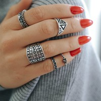 On Edge Ring Set