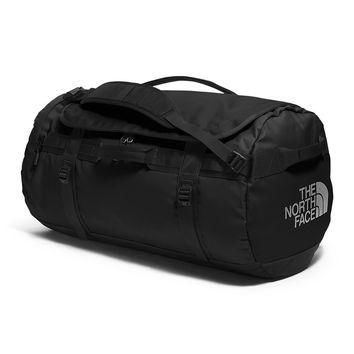 Large Base Camp Duffel in Black by The North Face
