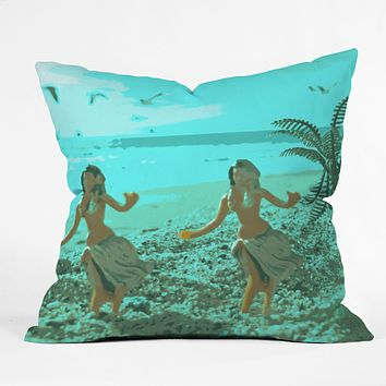 Deb Haugen Perfect Day Throw Pillow
