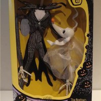 Taliking JACK SKELLINGTON ~ Tim Burton's Nightmare Before Christmas
