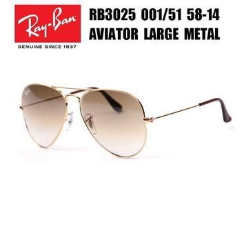 Ray Ban Aviator Large Metal Sunglasses RB3025
